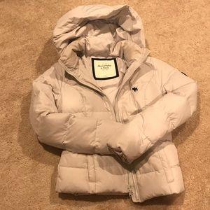 Abercombie puffer jacket
